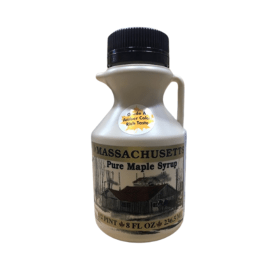 Pure Maple Syrup 1/2 Pint - Amber