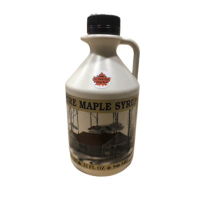 Pure Maple Syrup Pint - Very Dark
