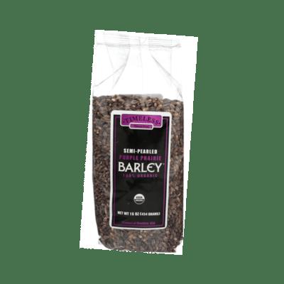 Timeless Organic Purple Semi-pearled Barley