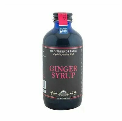 Old Friends Farm Ginger Syrup