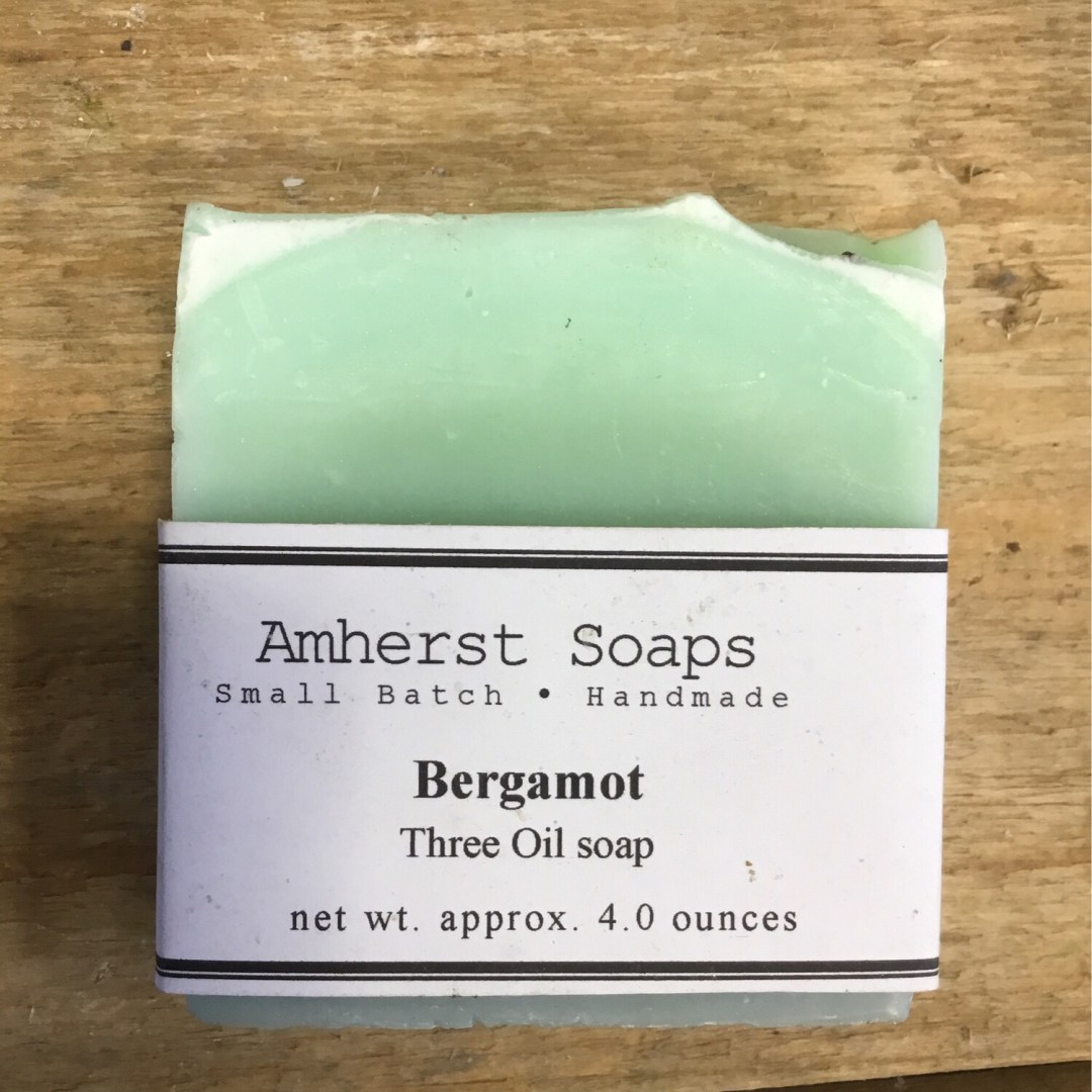 Amherst Soap Bergamot