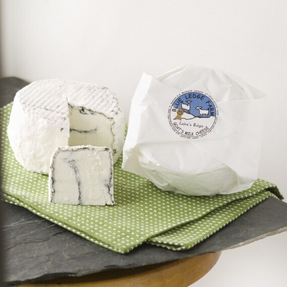Lakes Edge Mini Cheese - Blue Ledge Farm