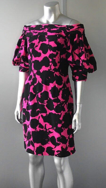 JEAN LOUIS SCHERRER 80s DRESS