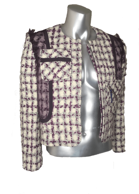 Louella Bartley Bouclé Jacket