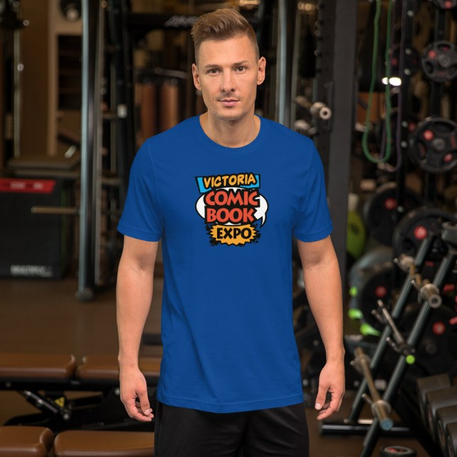 VCBE Powerball Short-Sleeve Unisex T-Shirt