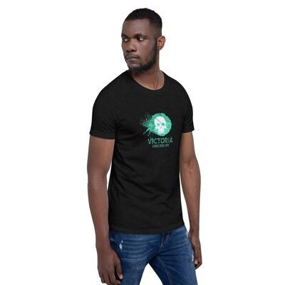 VCBE Bebas Neue Short-Sleeve Unisex T-Shirt