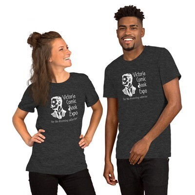 VCBE Discerning Short-Sleeve Unisex T-Shirt