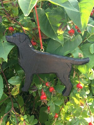 Large Labrador Ornament