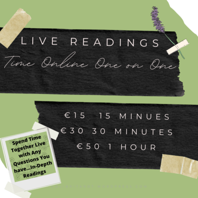 Live Reading 30 Minutes