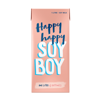 Happy Happy Soy Boy