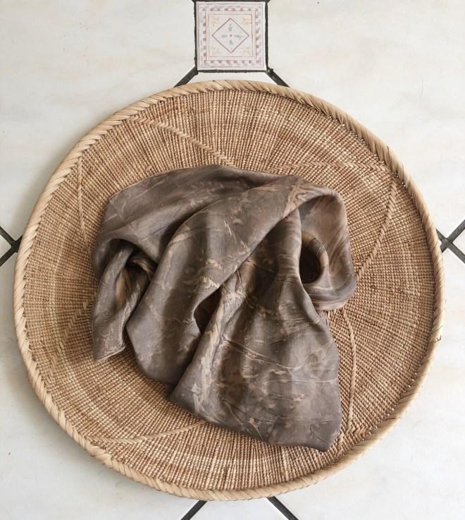 T5 - Pure silk Trendy scarf