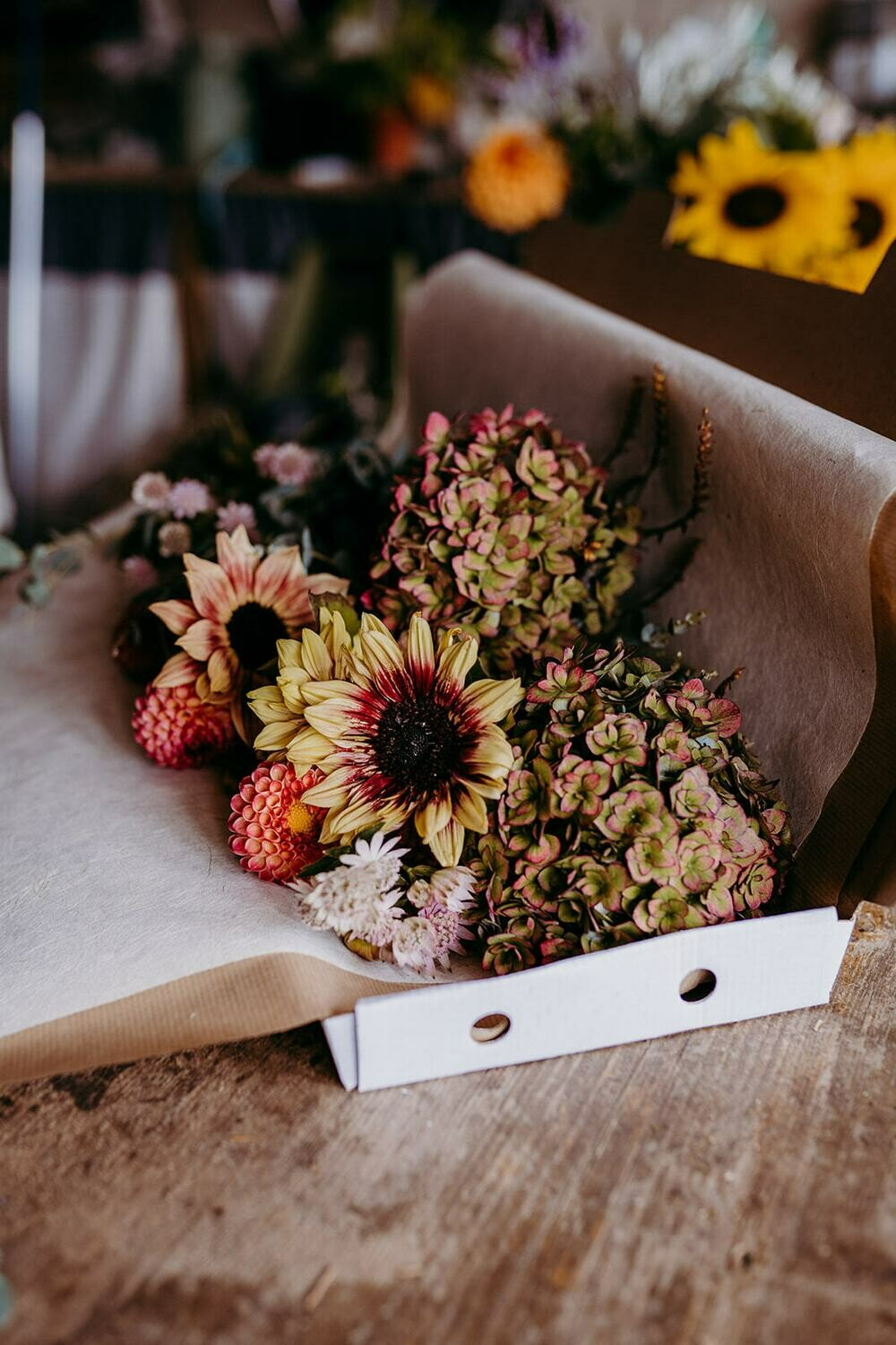 Bloom Box Monthly Flower Subscription