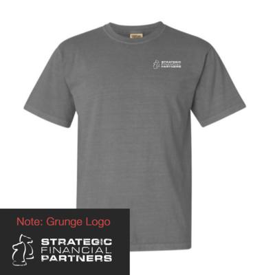 Branded Comfort Colors TShirt - Grey