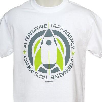 Alternative trips agency t-shirt