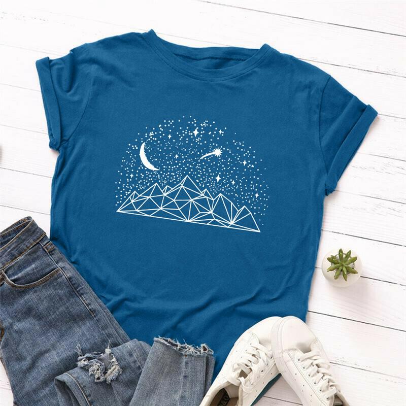 A Sky Full of Stars Adventure T-Shirt