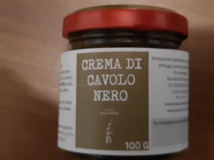 Crema di cavolo nero