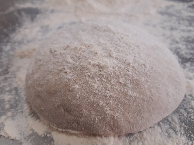 Pizza - 4 palline di pasta per pizza da stendere