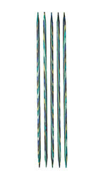 Caspian Wood Double Pointed Needles 5 inch