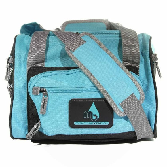 Turquoise Motivational Meal Prep Bag®