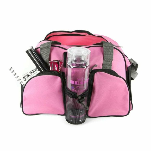 Pink Motivational Gym Bag®