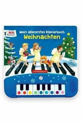 Mein allererstes Klavierbuch: Weihnachten