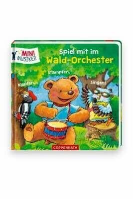 Spiel mit im Wald-Orchester