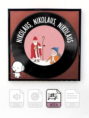 Nikolaus Nikolaus Nikolaus