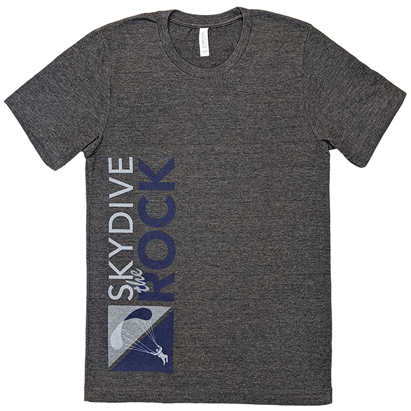 Skydive the Rock T-Shirts
