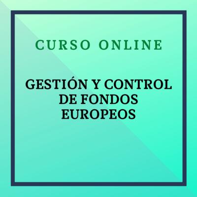 AUDITORÍA DE LOS FONDOS EUROPEOS. NOVEDADES PARA EL PERIODO 2021-2027. Del 22 de noviembre de 2021 al 30 de enero de 2022.
