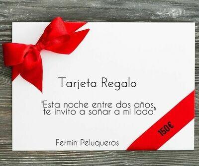 Tarjeta regalo 150€ y GRATIS  2 Tratamientos con diagnóstico digital capilar