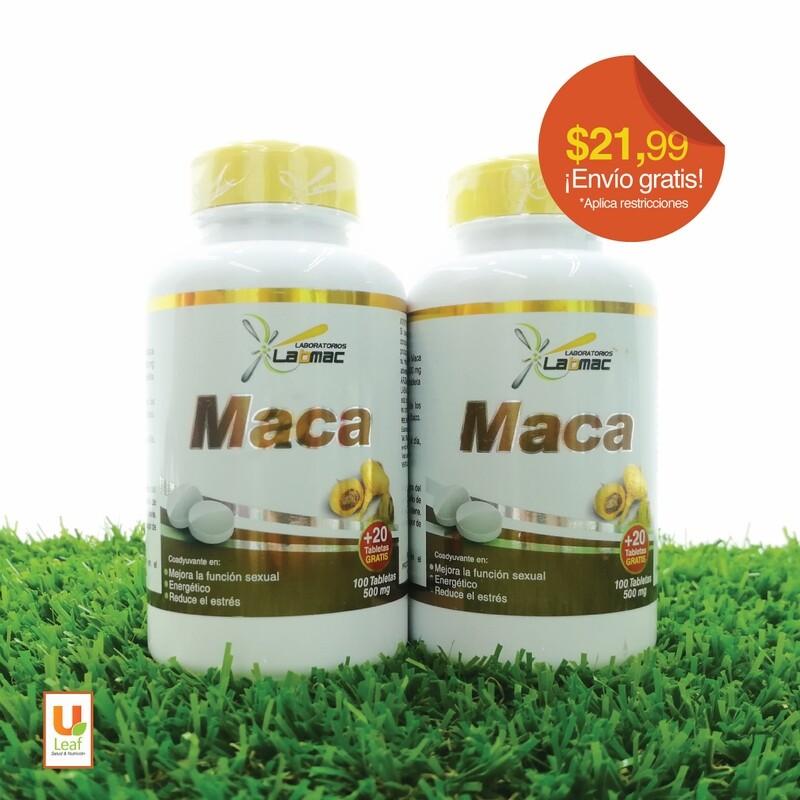 Duo Pack Maca