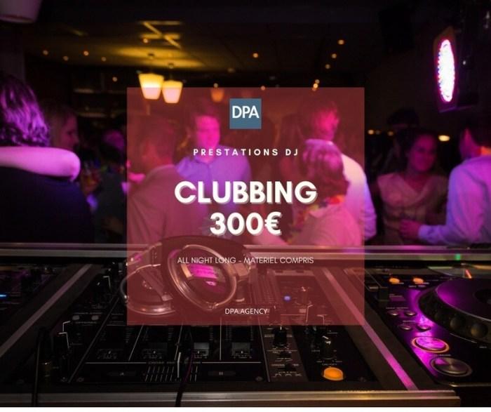 Réservation Dj / Clubbing