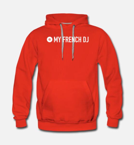 Sweat-shirt My French Dj