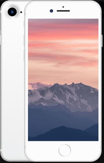 iPhone 8 Rigenerato Come Nuovo Grado A, 64 GB Argento