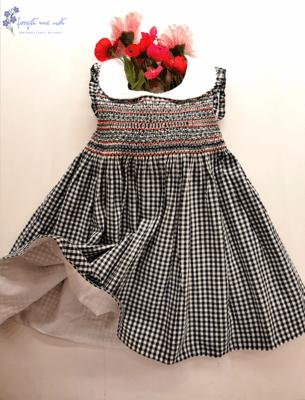 'Blåklokke' Dress - Children's clothing