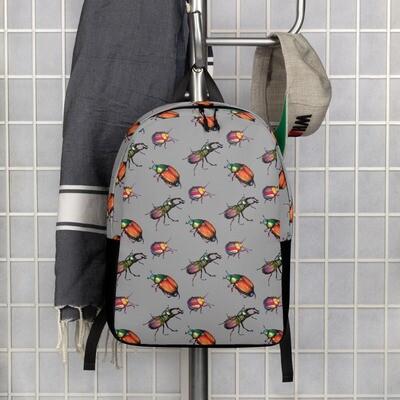 Funky Beetles Backpack