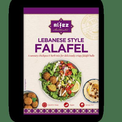 Al'Fez Lebanese Style Falafel Mix 150g