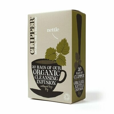 Clipper Organic Nettle Infusion - 20 Bags