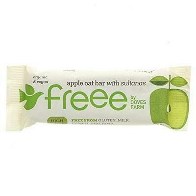 Doves Farm Organic Apple Oat Bar 35g