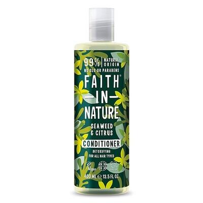 Faith In Nature Seaweed And Citrus Conditioner 400ml