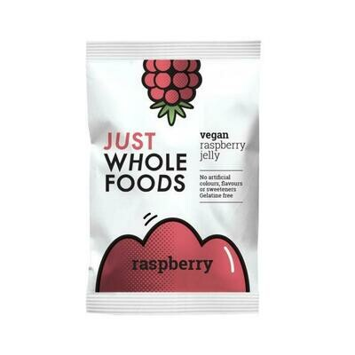 Just Wholefoods Vegan Raspberry Jelly 85g