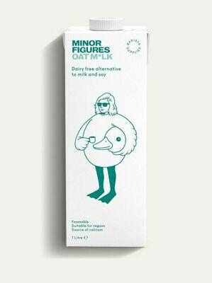 Minor Figures Barista Oat Milk 1Lt