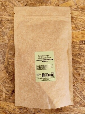 Small Changes Organic Hemp Protein Powder 250g
