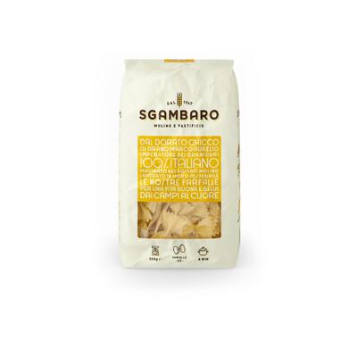 Sgambaro Pasta Farfalle No.65 500g