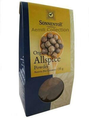 Sonnentor Organic Allspice 35g