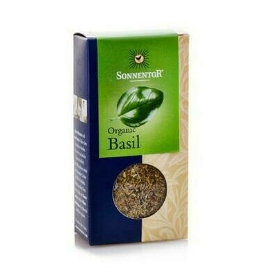 Sonnentor Organic Basil 15g