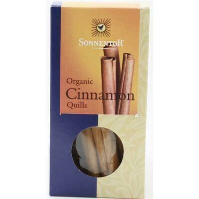 Sonnentor Organic Cinnamon Quills 6x18g