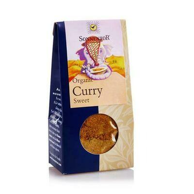 Sonnentor Organic Curry Powder Sweet 50g