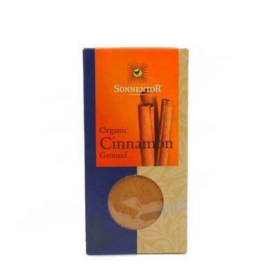 Sonnentor Organic Ground Cinnamon 40g