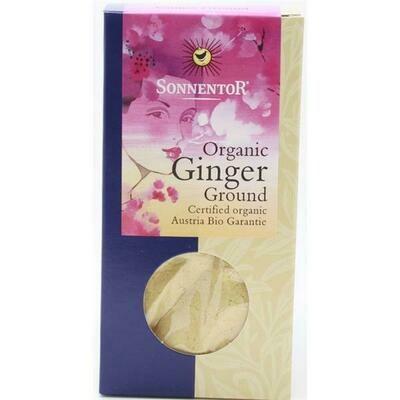 Sonnentor Organic Ground Ginger 35g